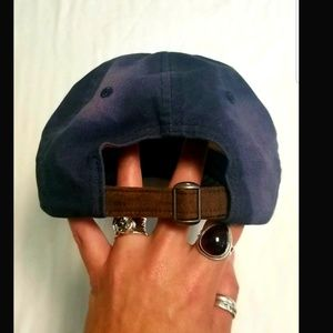 """Spencer's Accessories - """"SORRY MOM"""" DISTRESSED BASEBALL HAT"""